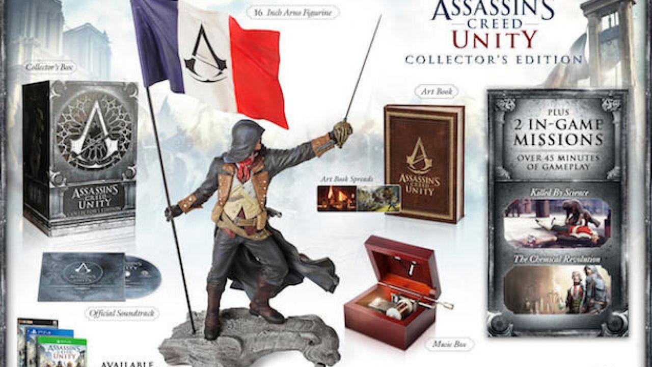 Assassin's Creed Unity: trapela un filmato che mostra la parte iniziale del gioco