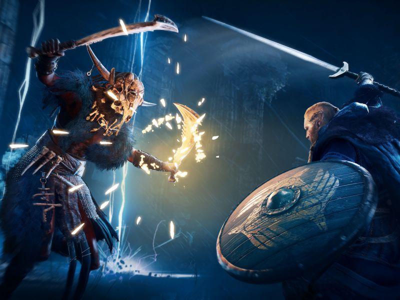 Assassin's Creed Valhalla si aggiorna: modalità dedicate a grafica e performance in arrivo