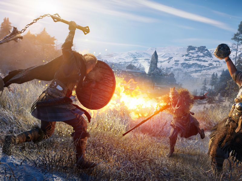 Assassin's Creed Valhalla: the bugs that will be fixed with the next patches
