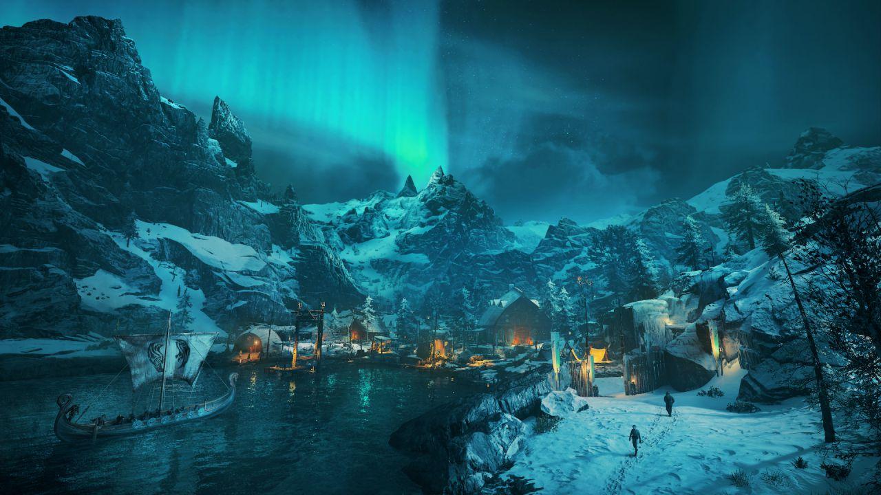 Assassin's Creed Valhalla, tutto sul lancio: preload, patch Day One, dimensioni download