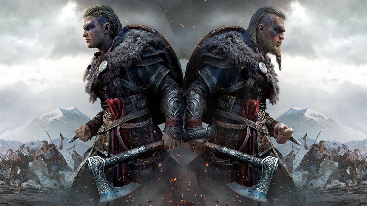 Assassin's Creed Valhalla non girerà in 4K nativi su PS5