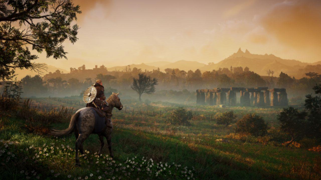 Assassin's Creed Valhalla: panorami da sogno nelle nuove immagini di Ubisoft