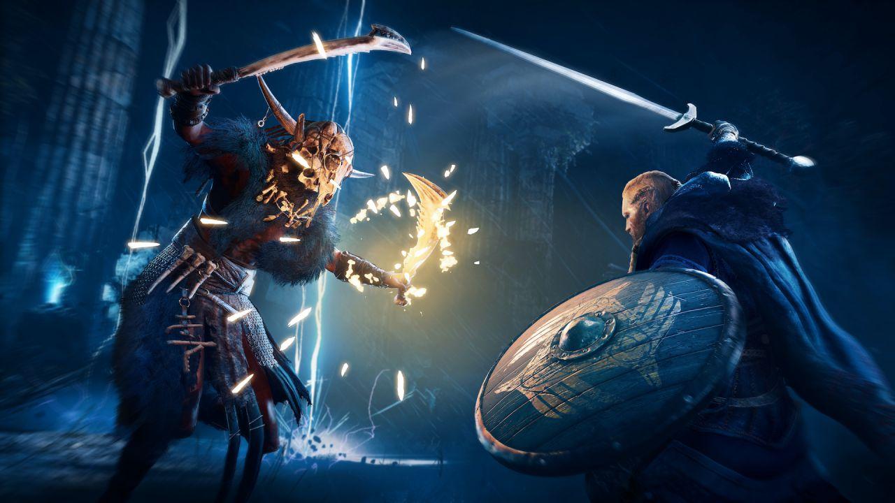 Assassin's Creed Valhalla e i problemi noti: il lip sync verrà risolto con una patch