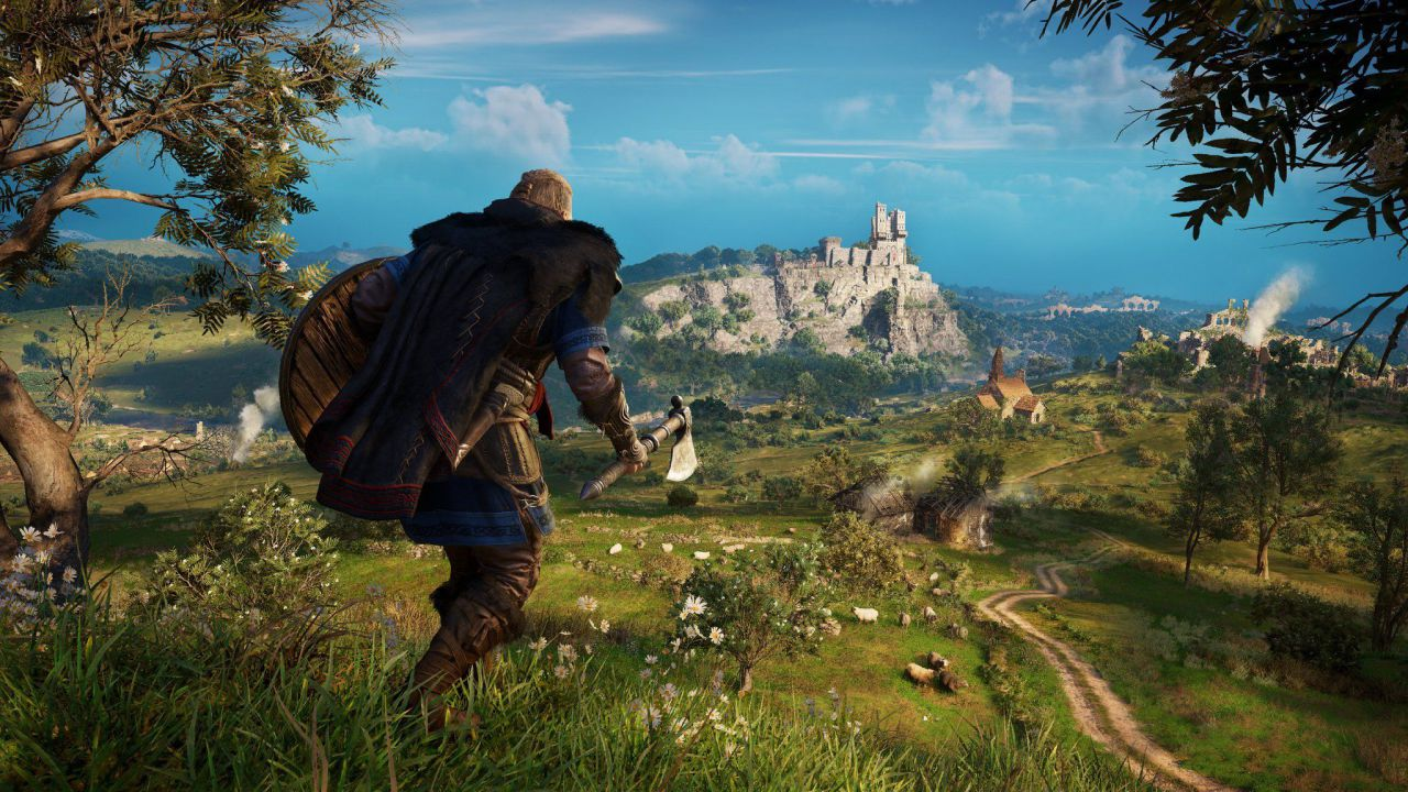 Assassin's Creed Valhalla su PS5: come fare l'aggiornamento gratis da PS4
