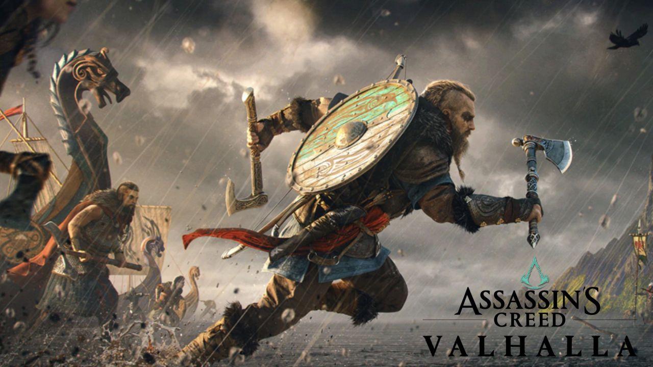 Assassin's Creed Valhalla: Ubisoft anticipa il lancio, ecco la nuova data