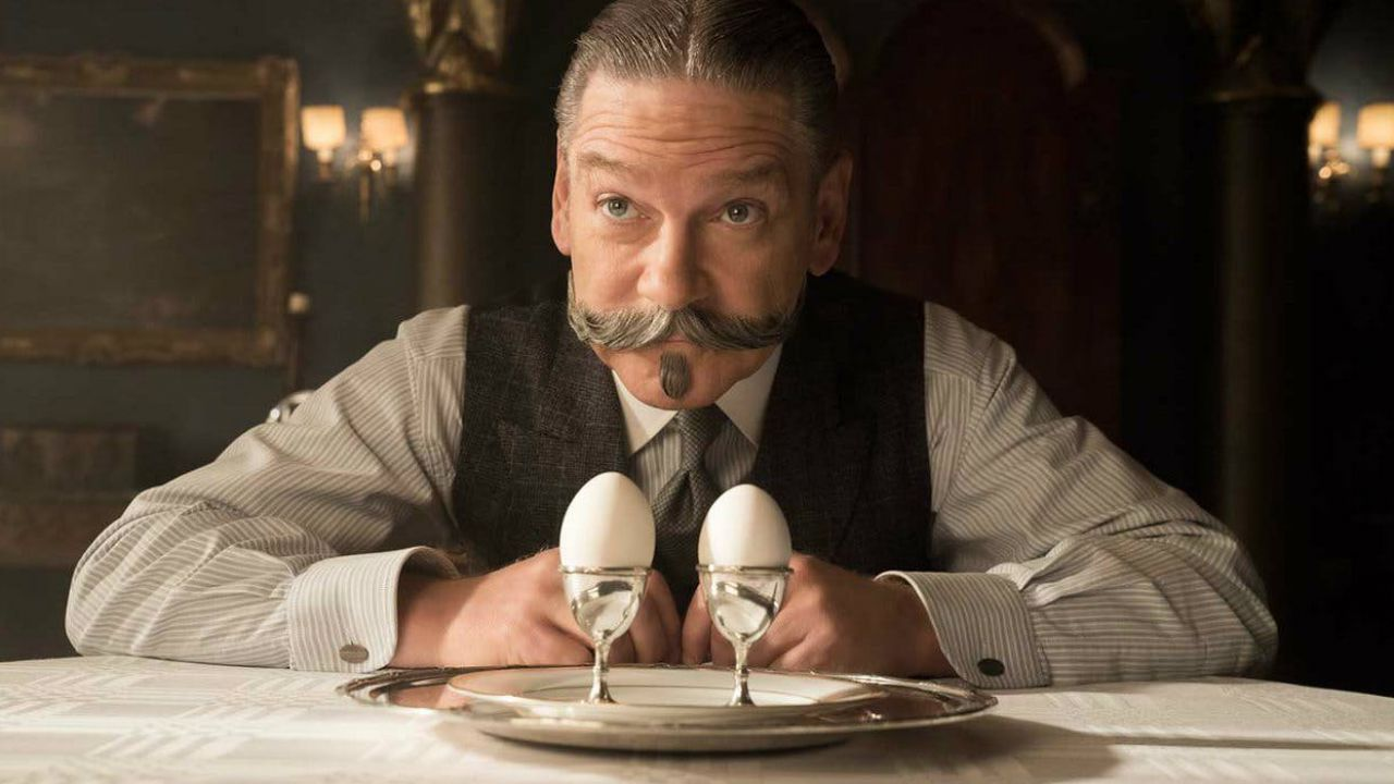 Assassinio sull'Orient Express: quanto tempo è servito per realizzare i baffi di Poirot?