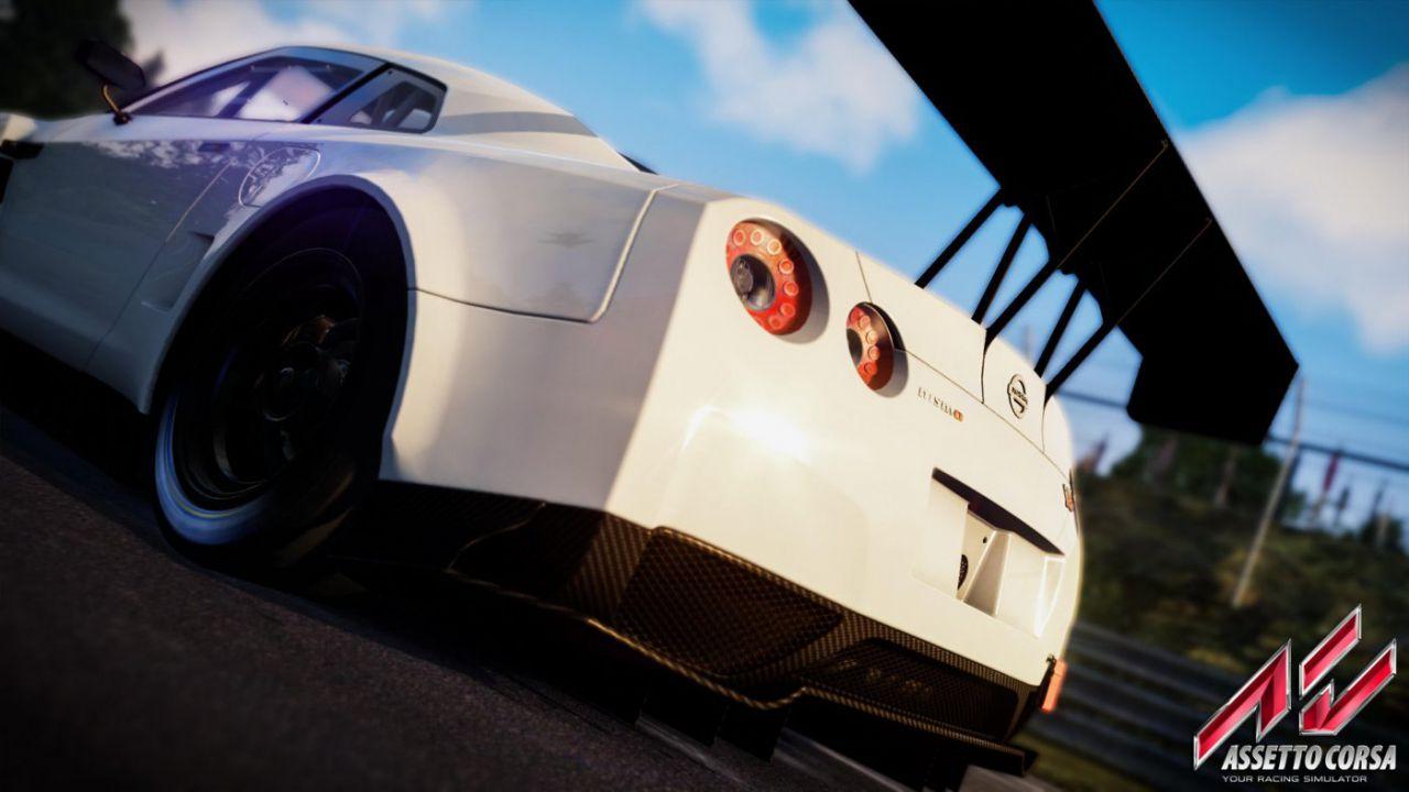 Assetto Corsa 1.4 e Dream Pack 3 disponibili ora
