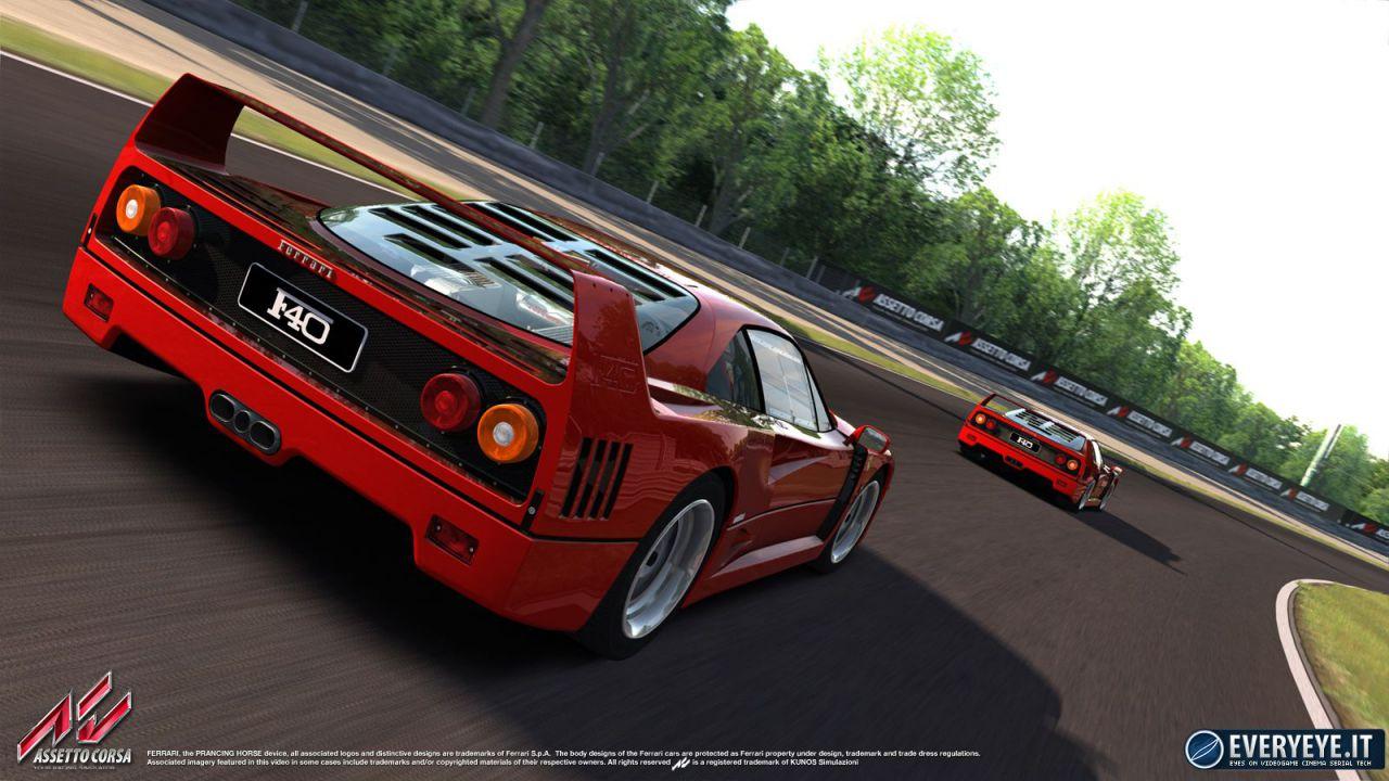 Assetto Corsa: disponibile un nuovo trailer
