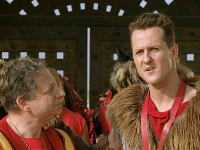Asterix alle Olimpiadi, da Schumacher a Zidane: tutti i grandi atleti apparsi nel film