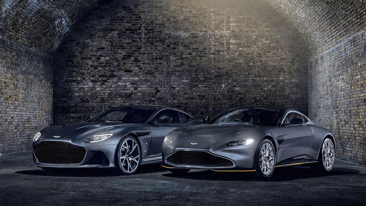 Aston Martin 007 Edition, due modelli esclusivi per sentirsi come Bond