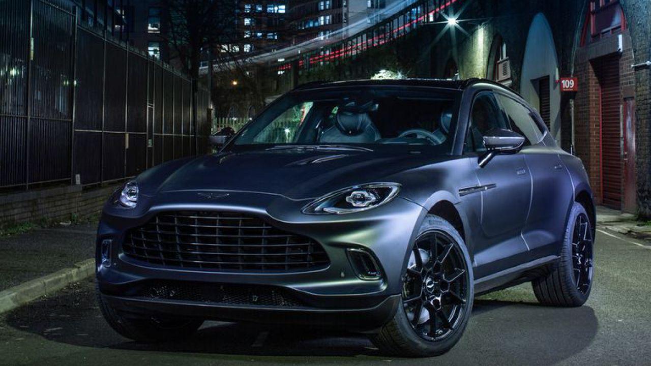 Aston Martin punta forte sul DBX: in arrivo due nuovi modelli speciali