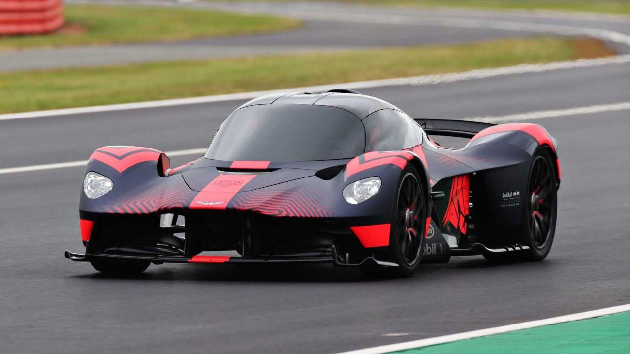 Aston Martin sta per ritirare la Valkyrie dalla classe Hypercar della 24 Ore di Le Mans?