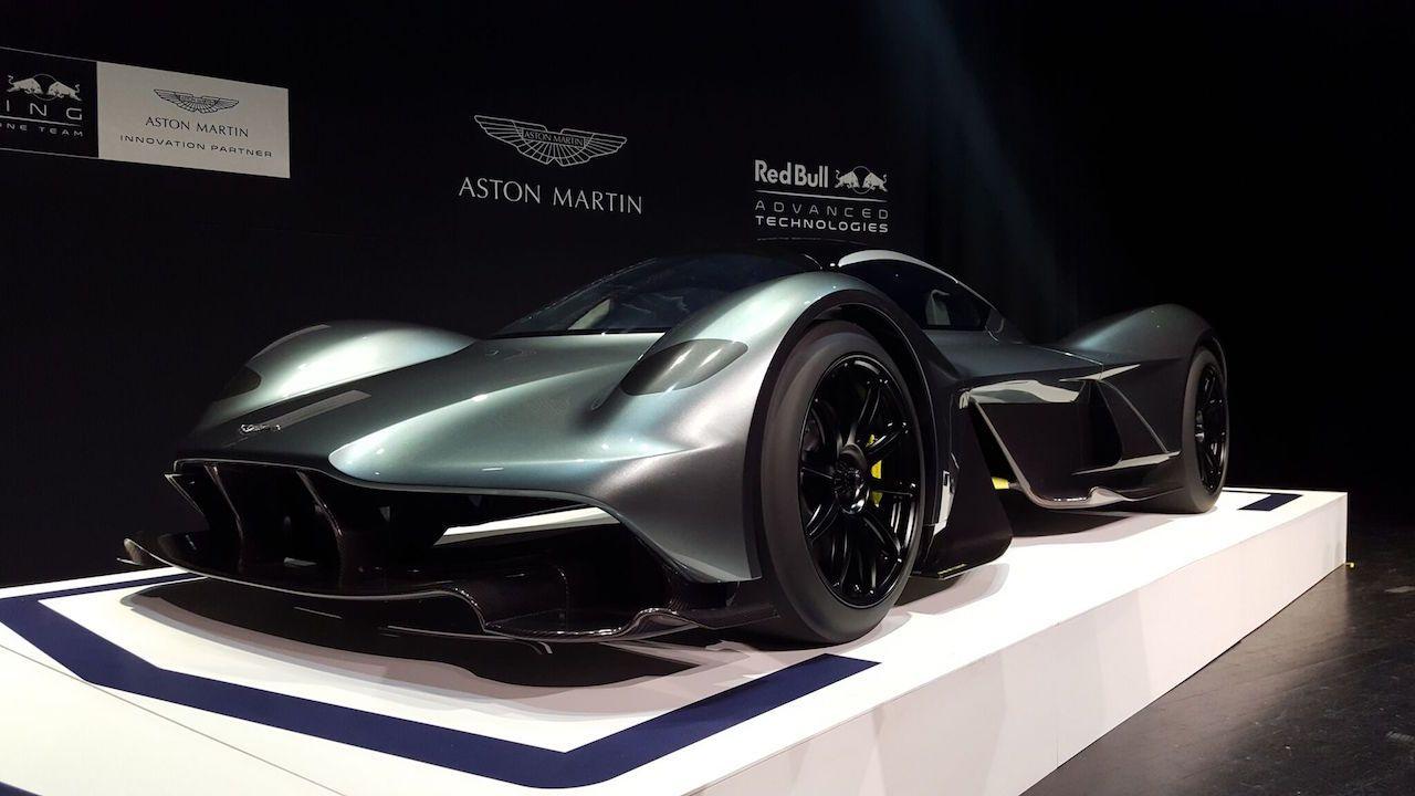 Aston Martin Valkyrie avrà il motore aspirato più potente del mondo, parola di Cosworth