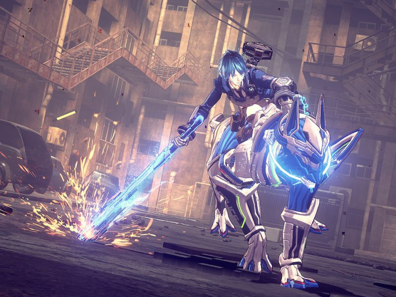 Astral Chain at a discounted price: the exclusive Nintendo Switch in promotion on Amazon.it
