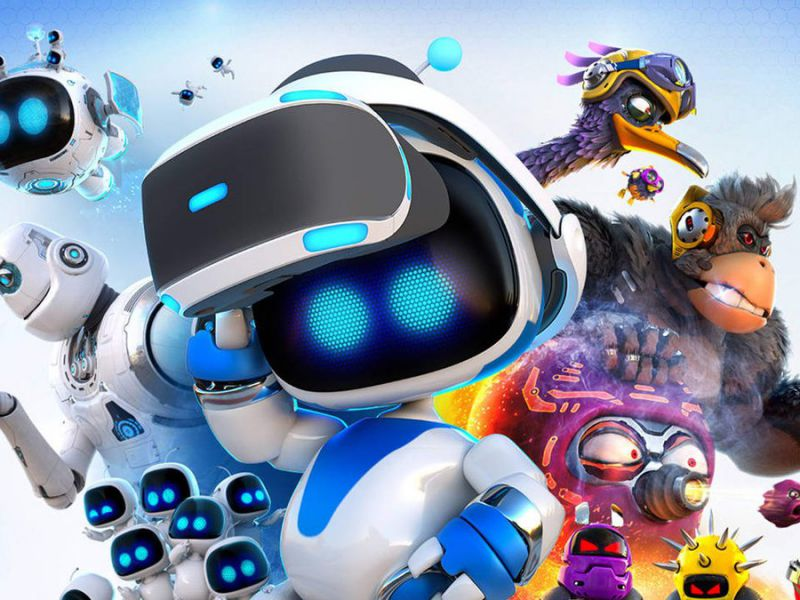 Is Astro Bot Rescue Mission playable only with PlayStation VR?