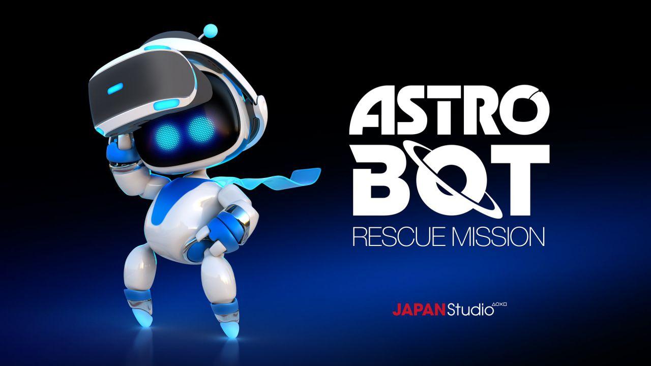 Astro Bot Rescue Mission: Sony sta regalando il gioco ad alcuni utenti PS4!