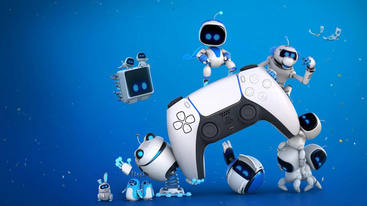 Astro's Playroom si aggiorna su PS5: tutte le novità della patch 1.5