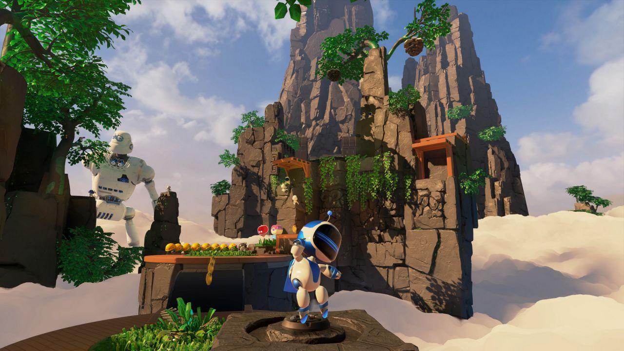 Astro's Playroom su PS5, ma non solo: Astrobot 'tornerà presto', la promessa del team