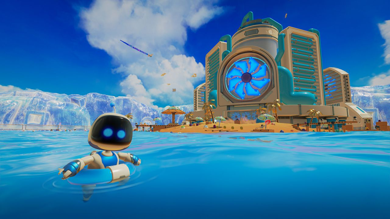 Astro's Playroom, sequel o Astrobot per PSVR2? Teaser dal Trofeo di Platino