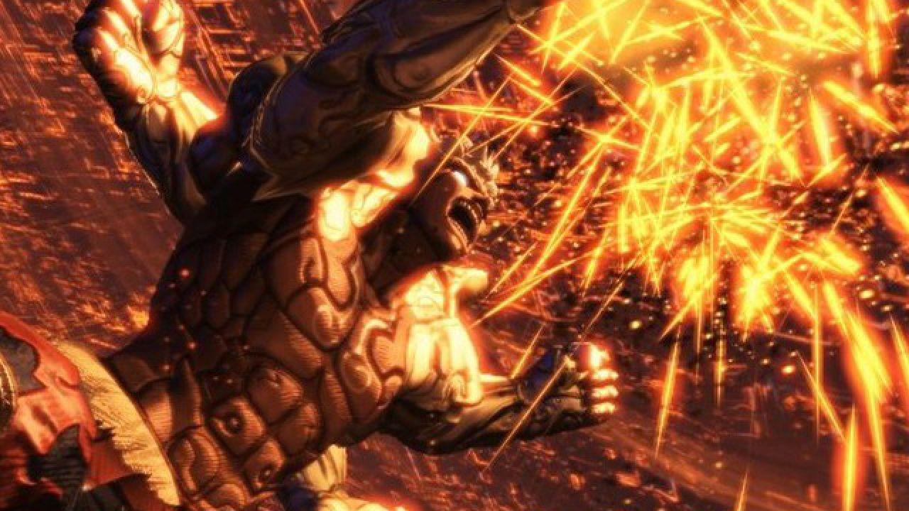 Asura's Wrath: Ryu di Street Fighter come DLC