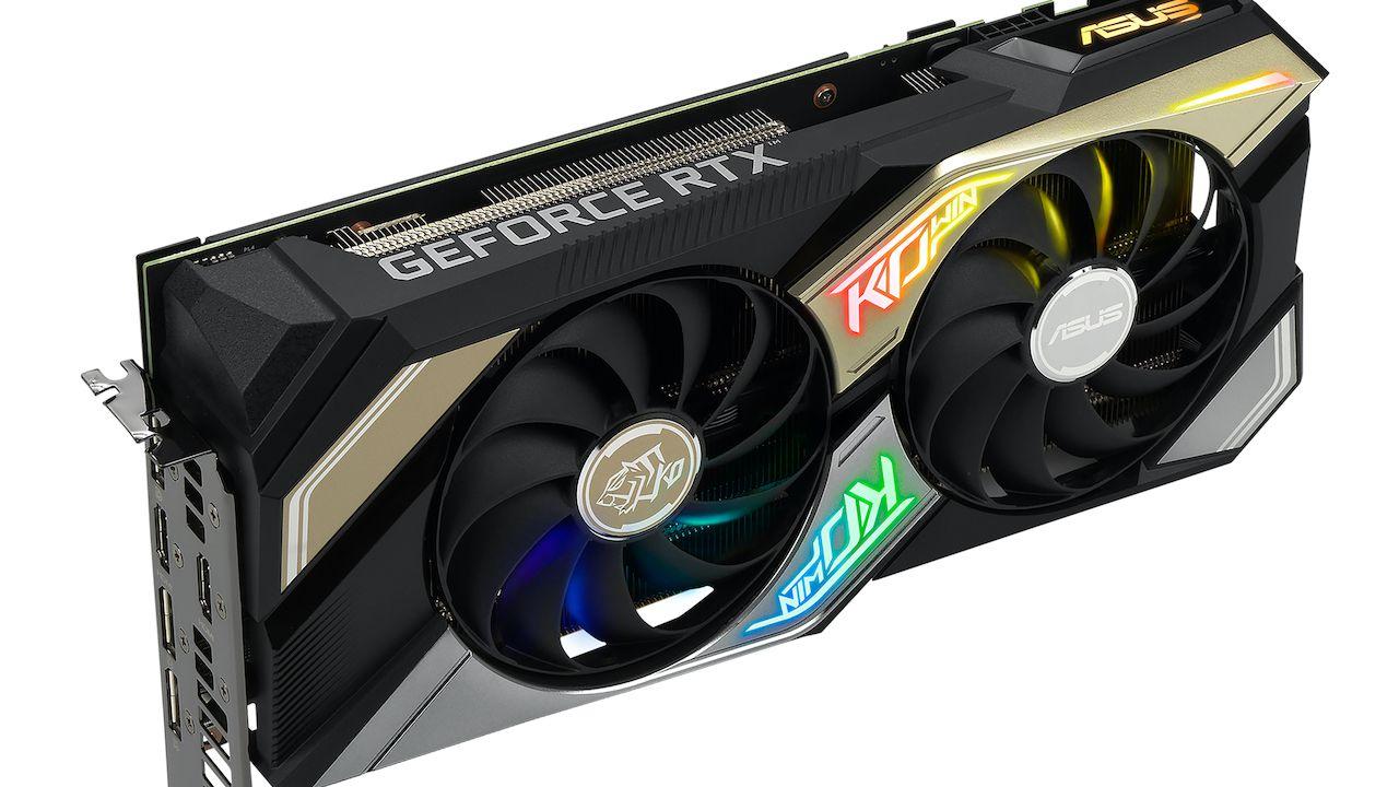 ASUS annuncia le proprie varianti delle GeForce RTX 3060 Ti