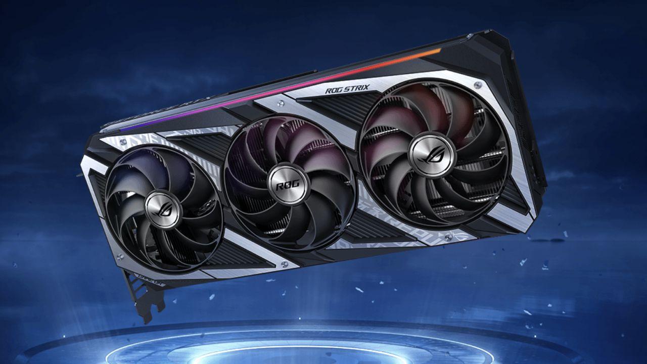 ASUS annuncia le schede grafiche GeForce RTX 3060 da 12GB