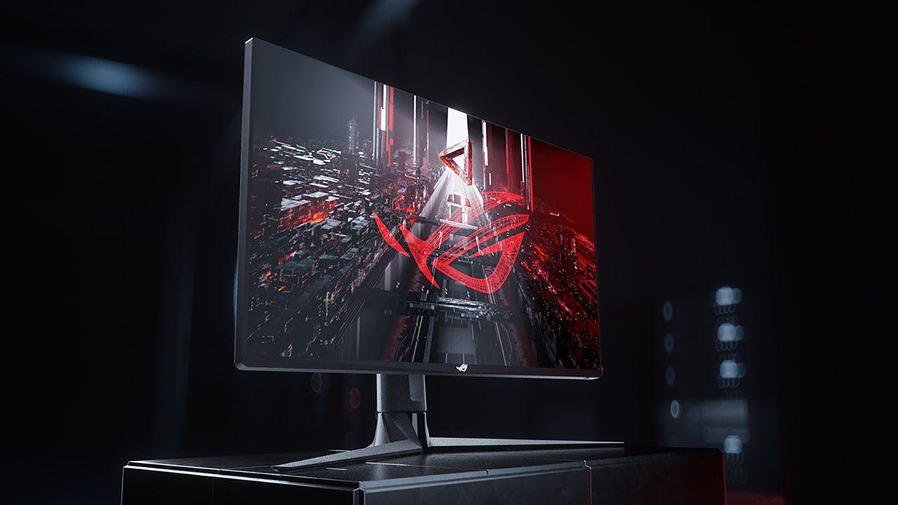 Asus presenta il monitor ROG Swift PG32UQ con HDMI 2.1 pronto per PS5 e Xbox Series X