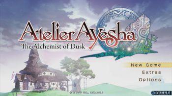 Atelier Ayesha: trailer di lancio europeo