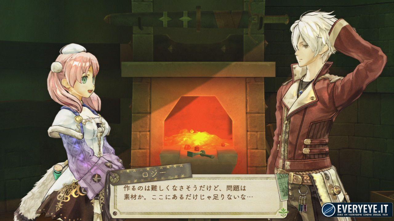 Atelier Escha & Logy Plus annunciato per PlayStation Vita