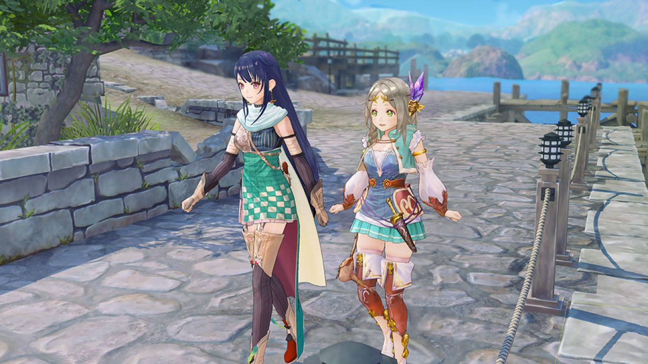 Atelier Firis Alchemist of the Mysterious Journey: nuove immagini