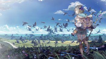Atelier Firis: Arrivano i primi video di gameplay