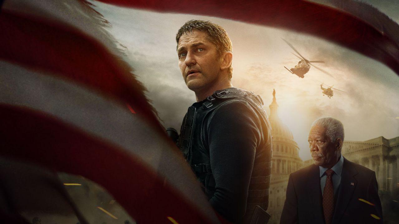 Attacco al potere 3 - Angel Has Fallen, il film ancora in testa nella top ten USA