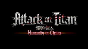 Attack on Titan Humanity in Chains cambia nome e ritarda in Europa