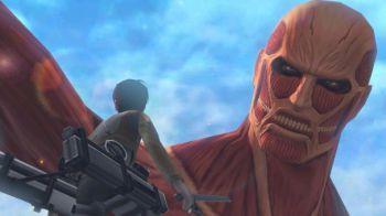Attack on Titan Humanity in Chains ha una data di uscita