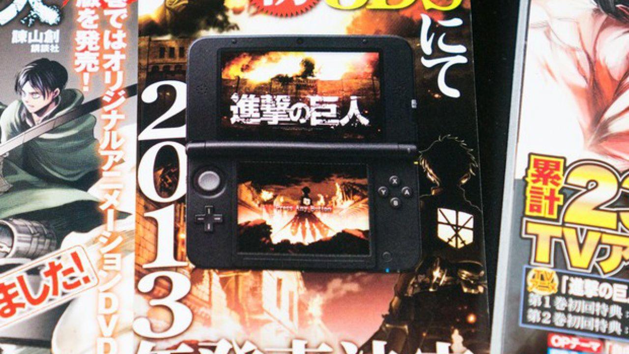 Attack on Titan: immagini per il DLC di Levi