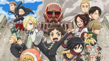 Attack on Titan: Junior High, serie animata per il manga spin-off de L'attacco dei Giganti