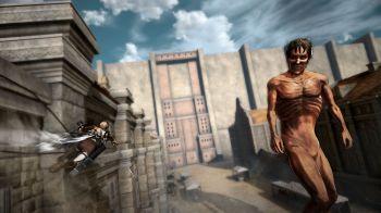 Attack on Titan: nuovo video gameplay nei panni del gigante