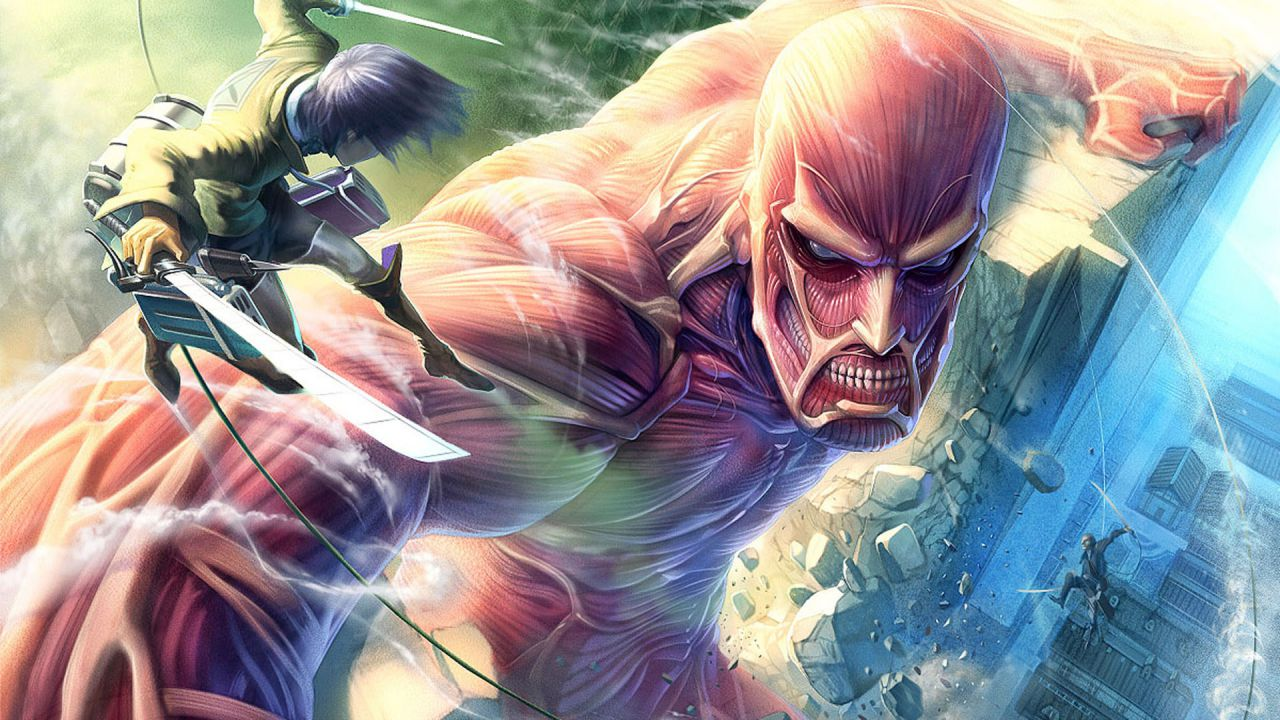 Attack on Titan è pensato per PS4