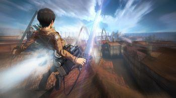Attack on Titan per PS4: 15 minuti di gameplay