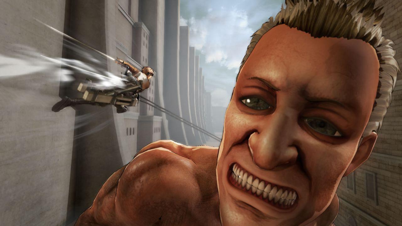 Attack on Titan: rivelata l'edizione speciale e mostrate in video le meccaniche di combattimento