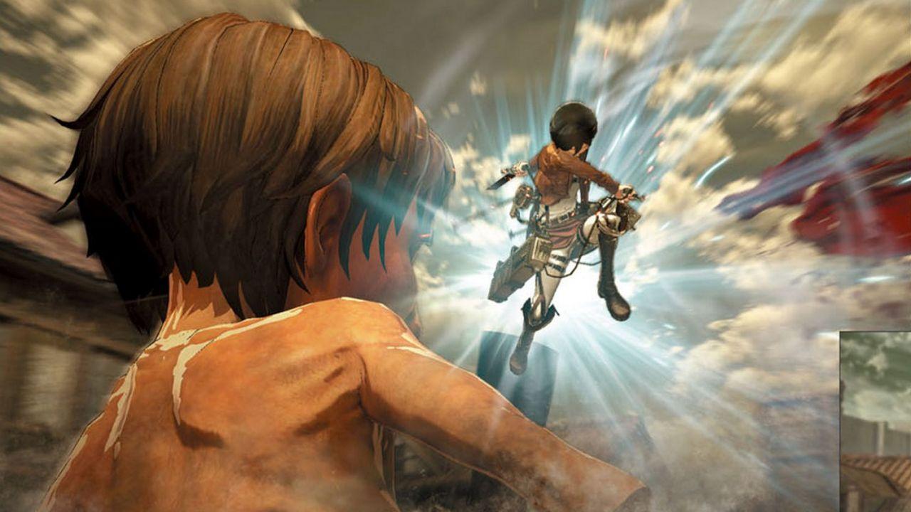 Attack on Titan: il supporto per la co-op online verrà aggiunto dopo il lancio