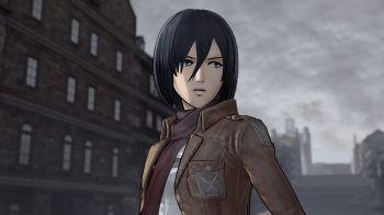 Attack on Titan Wings of Freedom: trailer di lancio e un lungo video di gameplay