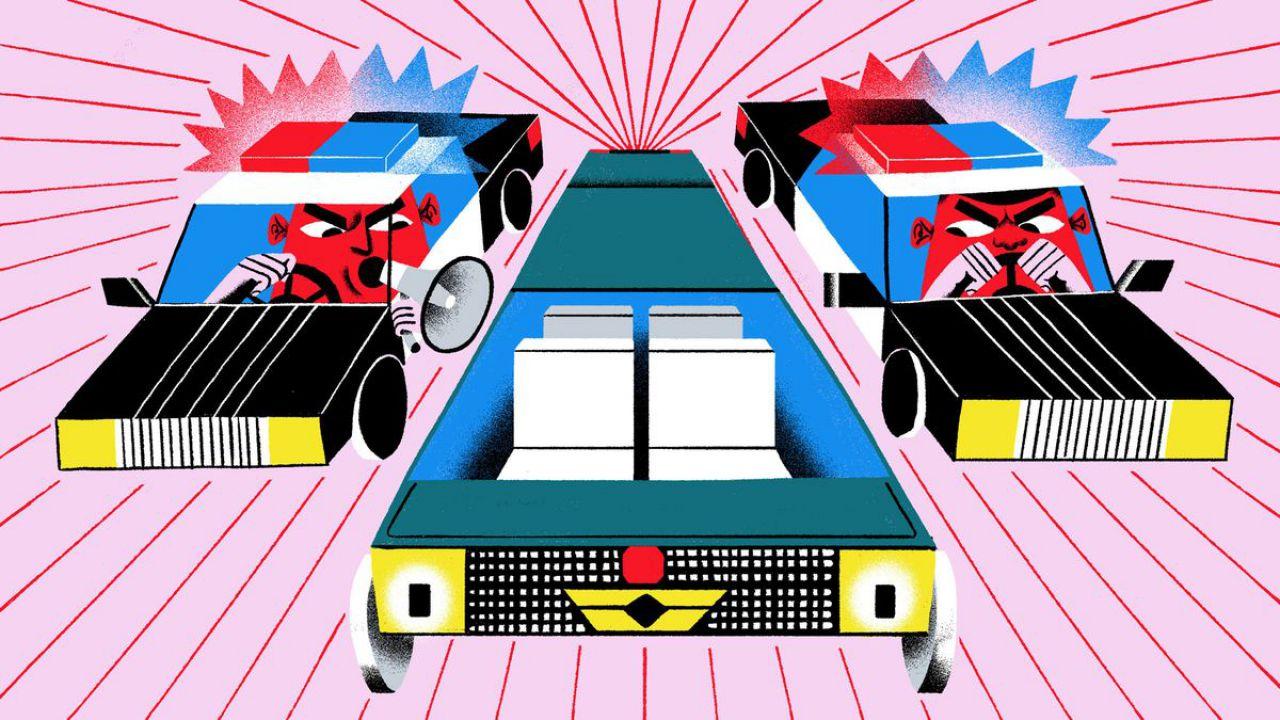 Attenzione alle auto senza pilota: le forze dell'ordine potrebbero assumerne il controllo