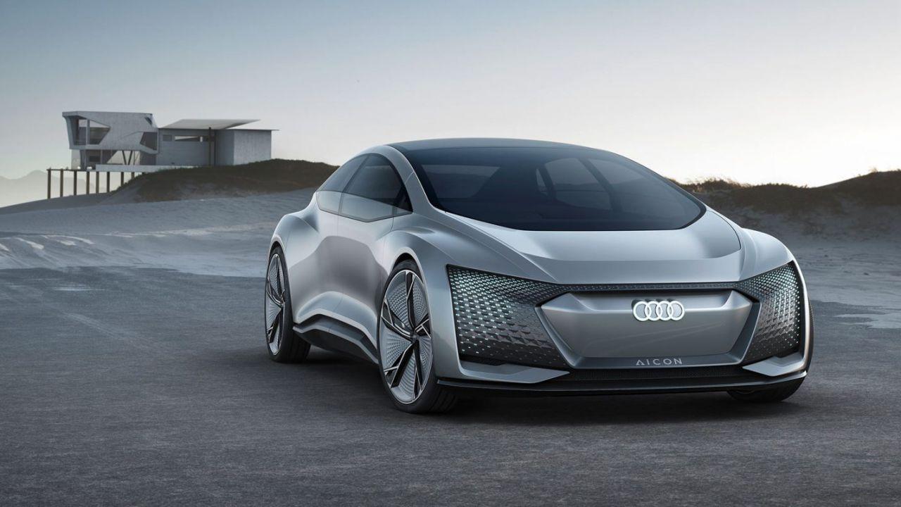 Audi dice addio alla combustione interna: entro il 2035 solo elettriche