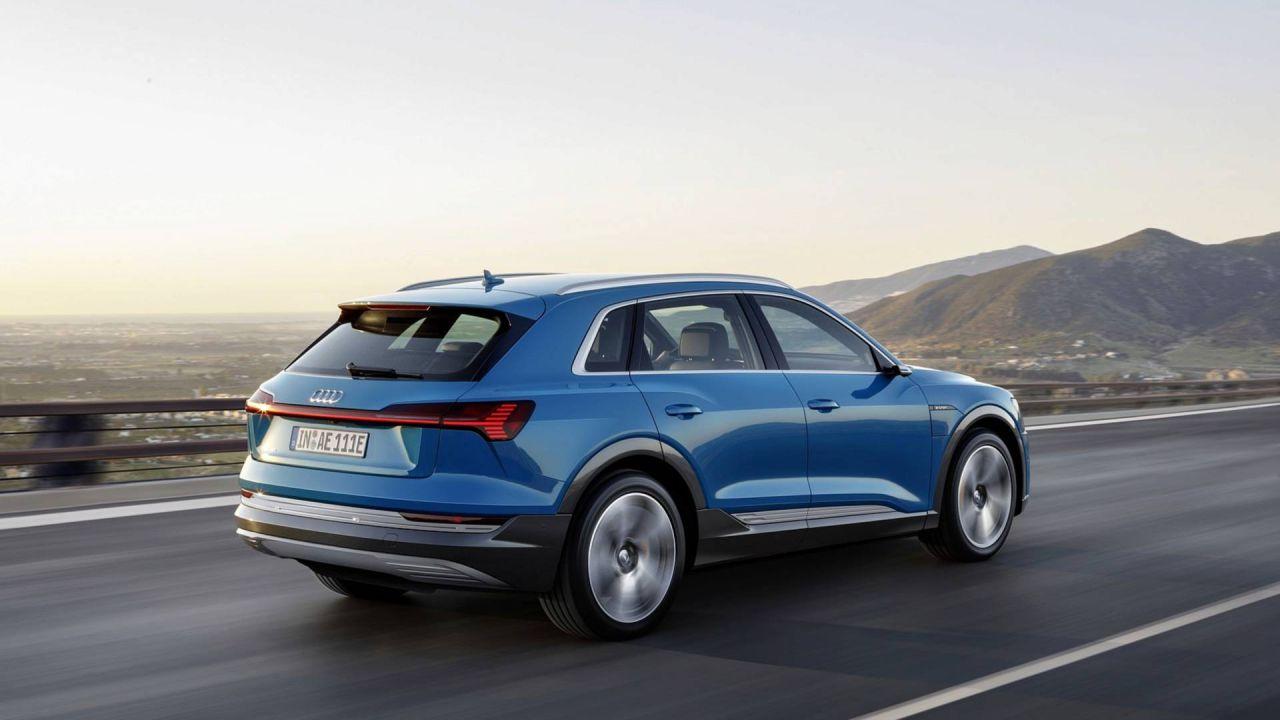 Audi E-Tron: produzione a pieno regime entro la fine dell'anno