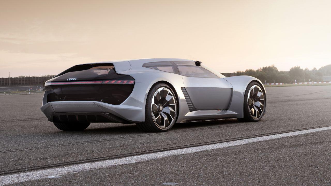 Audi PB18: la casa automobilistica tedesca reimmagina la supercar elettrica