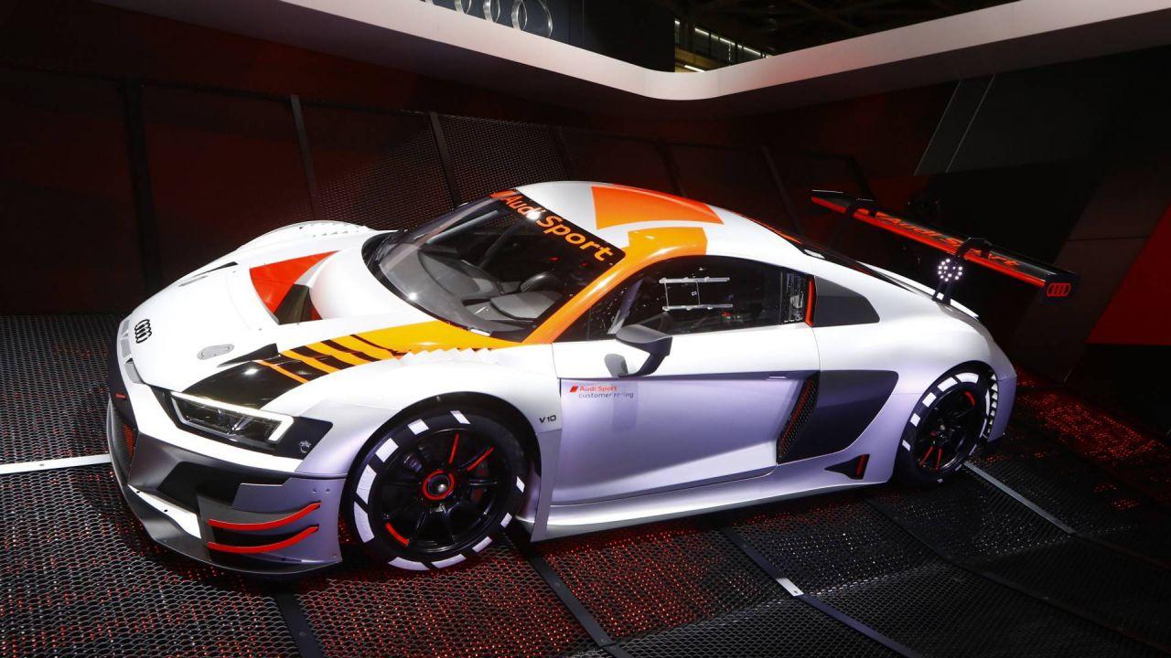 Audi registra la nuova R8 Green Hell: cosa dobbiamo aspettarci?