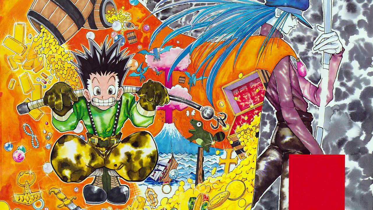 Auguri al manga di Yoshihiro Togashi: Hunter x Hunter compie 22 anni