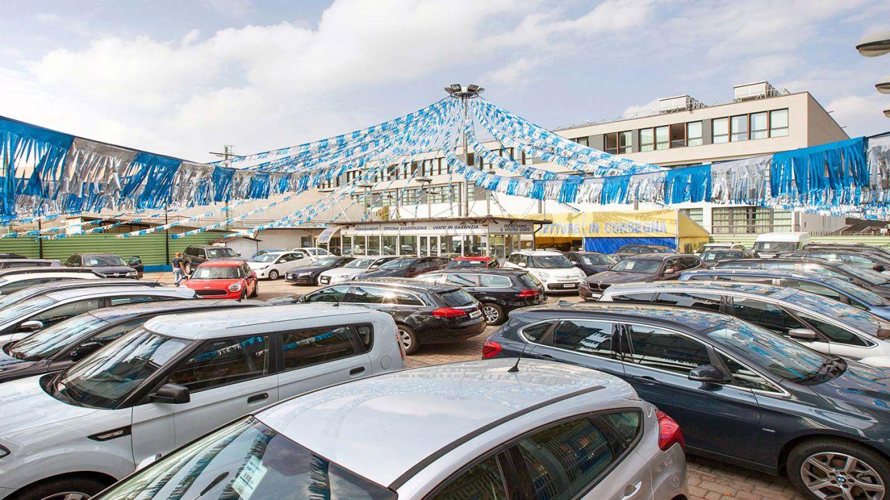 Auto, forte calo per il mercato Europeo: -7,4%, ma cresce il green