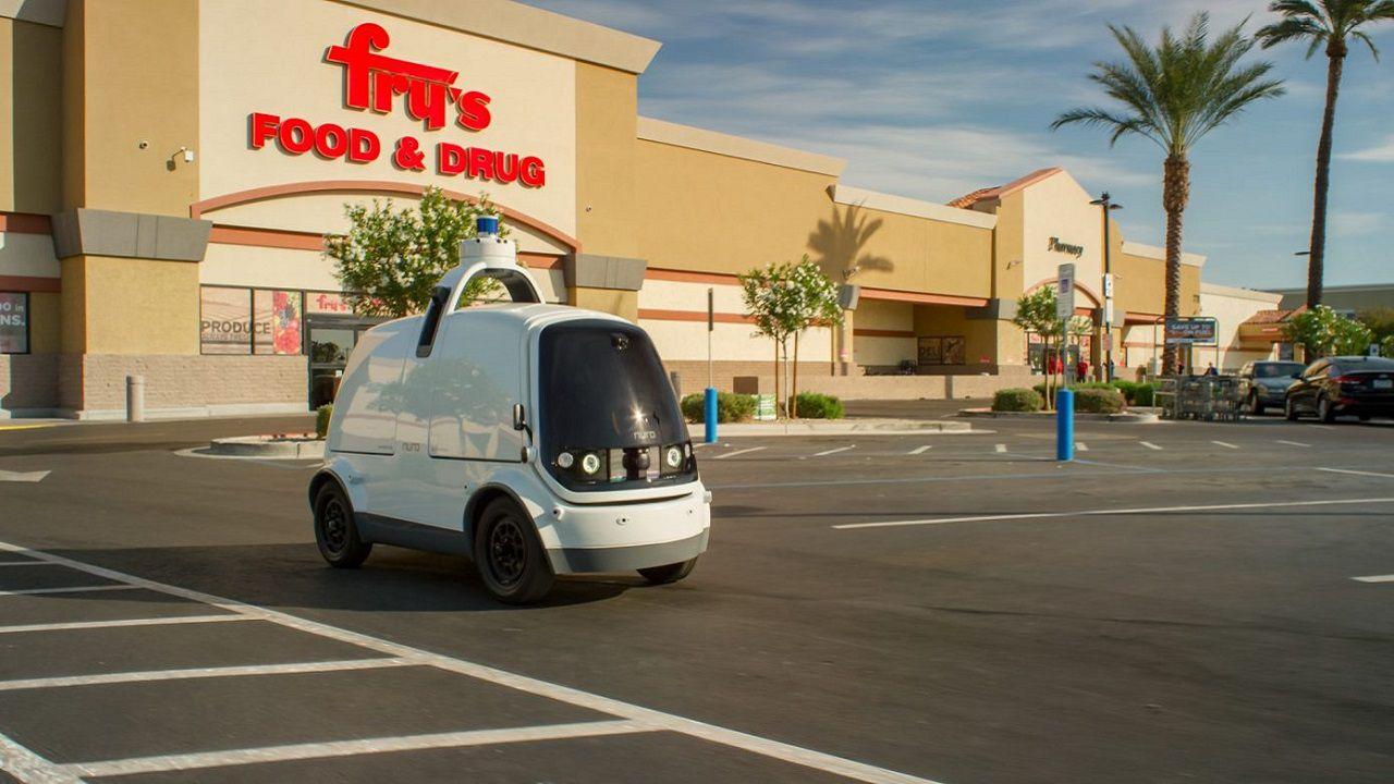 Auto a guida autonoma senza pilota di sicurezza: Nuro lancia le consegne in Arizona
